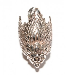 ANGKOR PINEAPPLE (BRASS SILVER PLATED)