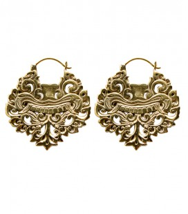 BARONG (brass earing) - SOLD BY PAIR
