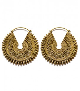 TAMIL NADU (earing brass) - SOLD BY PAIR