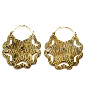 HYPNOTIC (BRASS) - SOLD BY PAIR