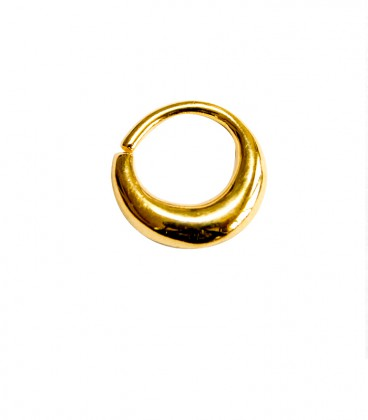 Septum 1 1,2mm gold plated