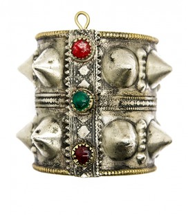 OLD AFGHAN METAL BRACELET
