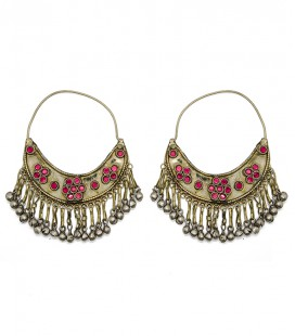 AFGHAN TRIBAL EARRINGS