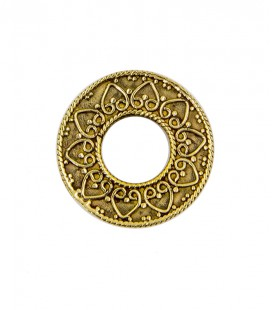 LOTUS DISC (laiton)