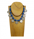 COLLIER TRIBAL PIECES ANCIENNES