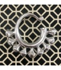 MIAO TRIBE -BRASS SILVER PLATED