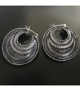 GIPSY MOON PLAQUEES ARGENT ***NOUVEAU