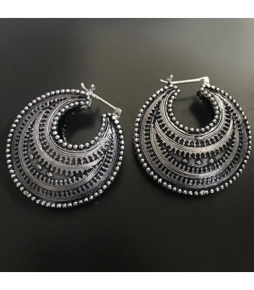 GIPSY MOON SILVER PLATED ***NEW
