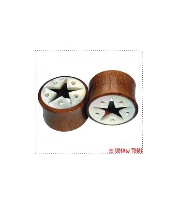 Star nacre sawo wood