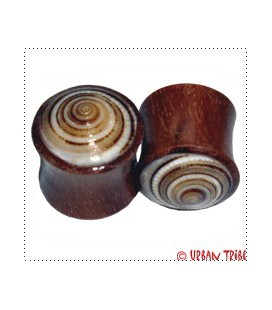 Shell sawo wood