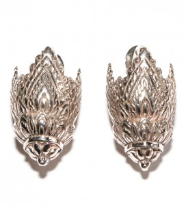 ANGKOR (BRASS SILVER PLATED)