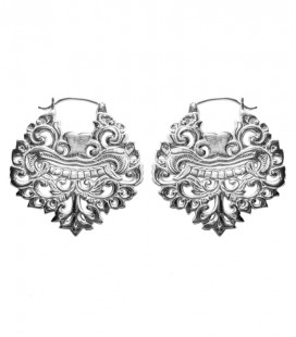 BARONG(brass silver plated)