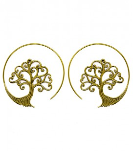 TREE OF LIFE (big model brass) ****SALES***SOLDES