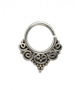 septum 74-1,2mm-Silver