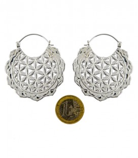 MANDAL PEACE (BRASS SILVER PLATED)