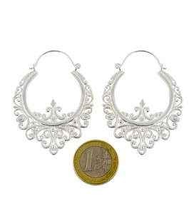 BAROQUE 1(BRASS SILVER PLATED)