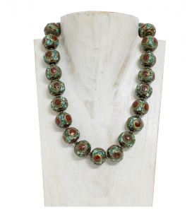 ANTIQUE NEPALESE NECKLACE
