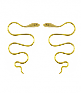 SKINNY COLLECTION- BRASS SNAKE